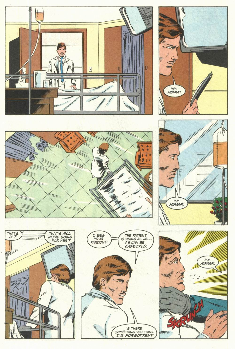 Read online Justice (1986) comic -  Issue #28 - 3