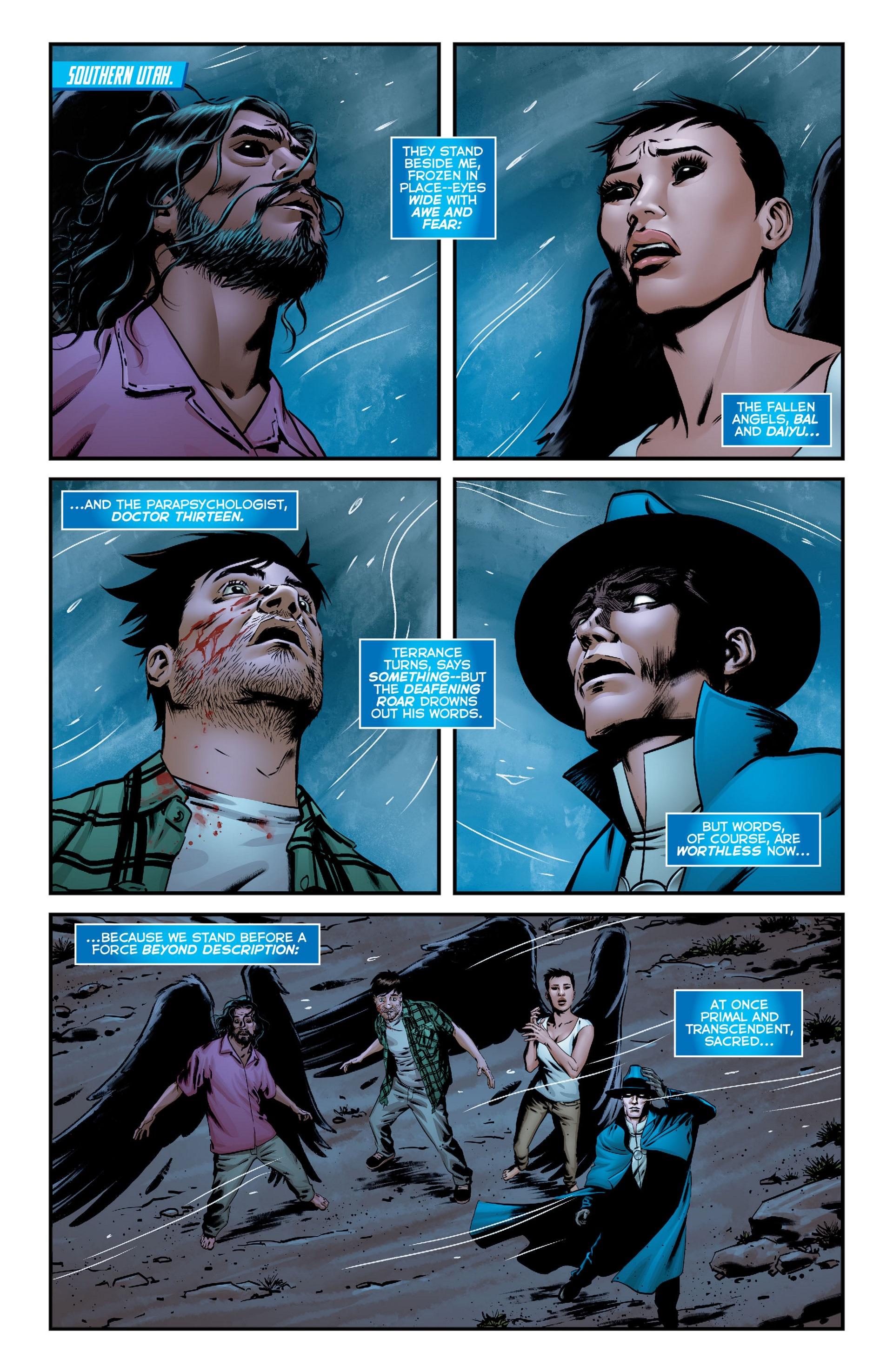 Read online Trinity of Sin: The Phantom Stranger comic -  Issue #22 - 2