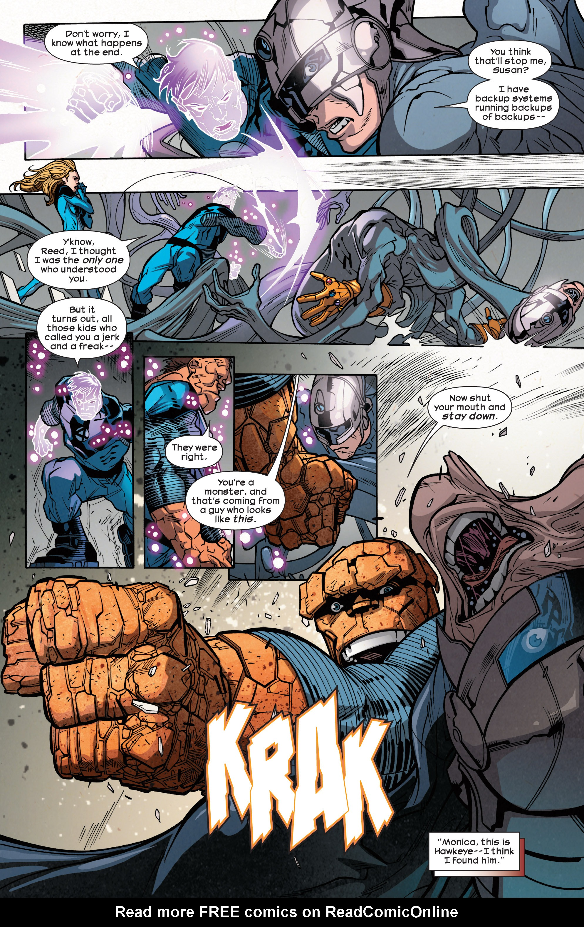 Read online Ultimate Comics Ultimates comic -  Issue #26 - 11