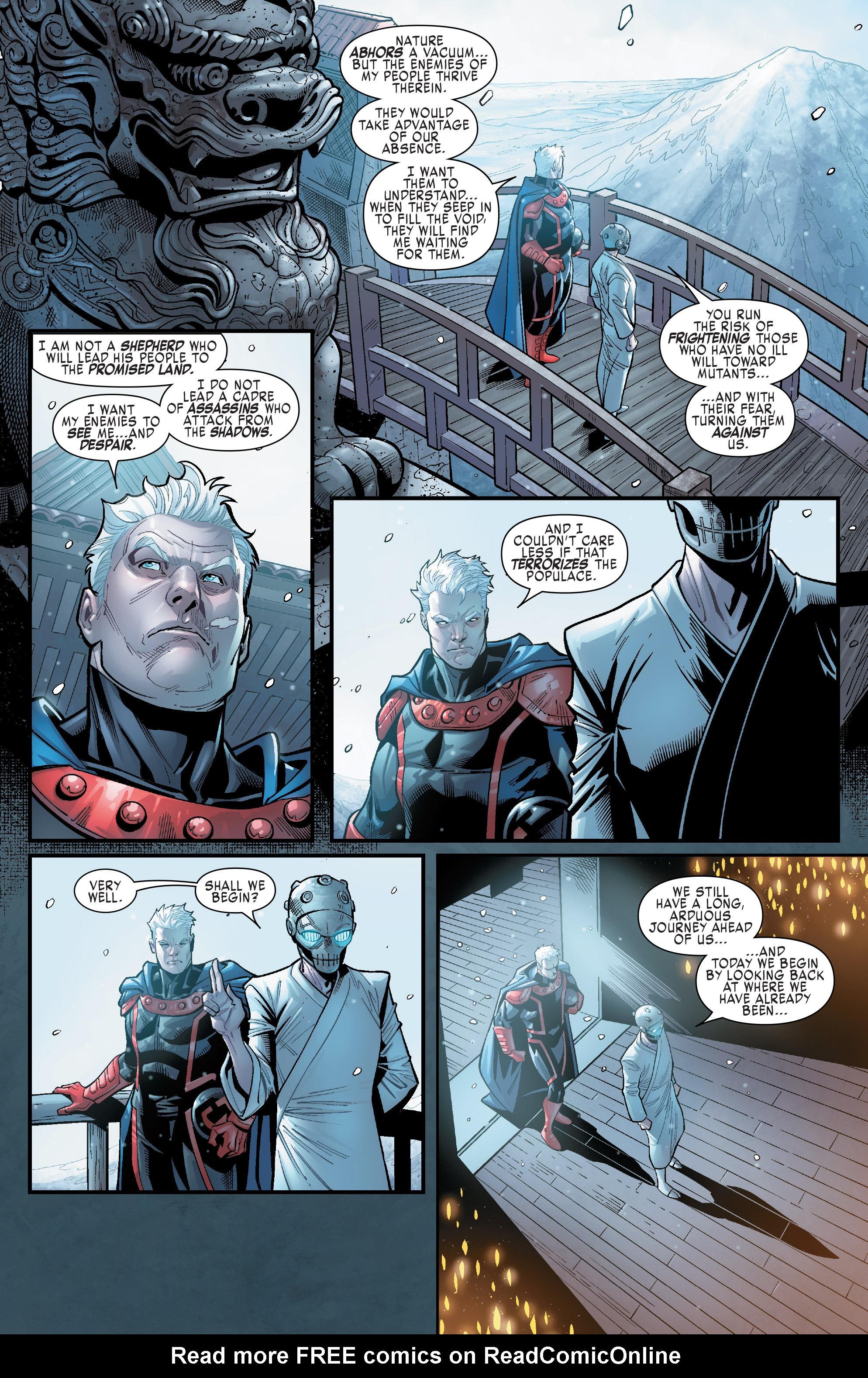 Read online Uncanny X-Men (2016) comic -  Issue #6 - 28