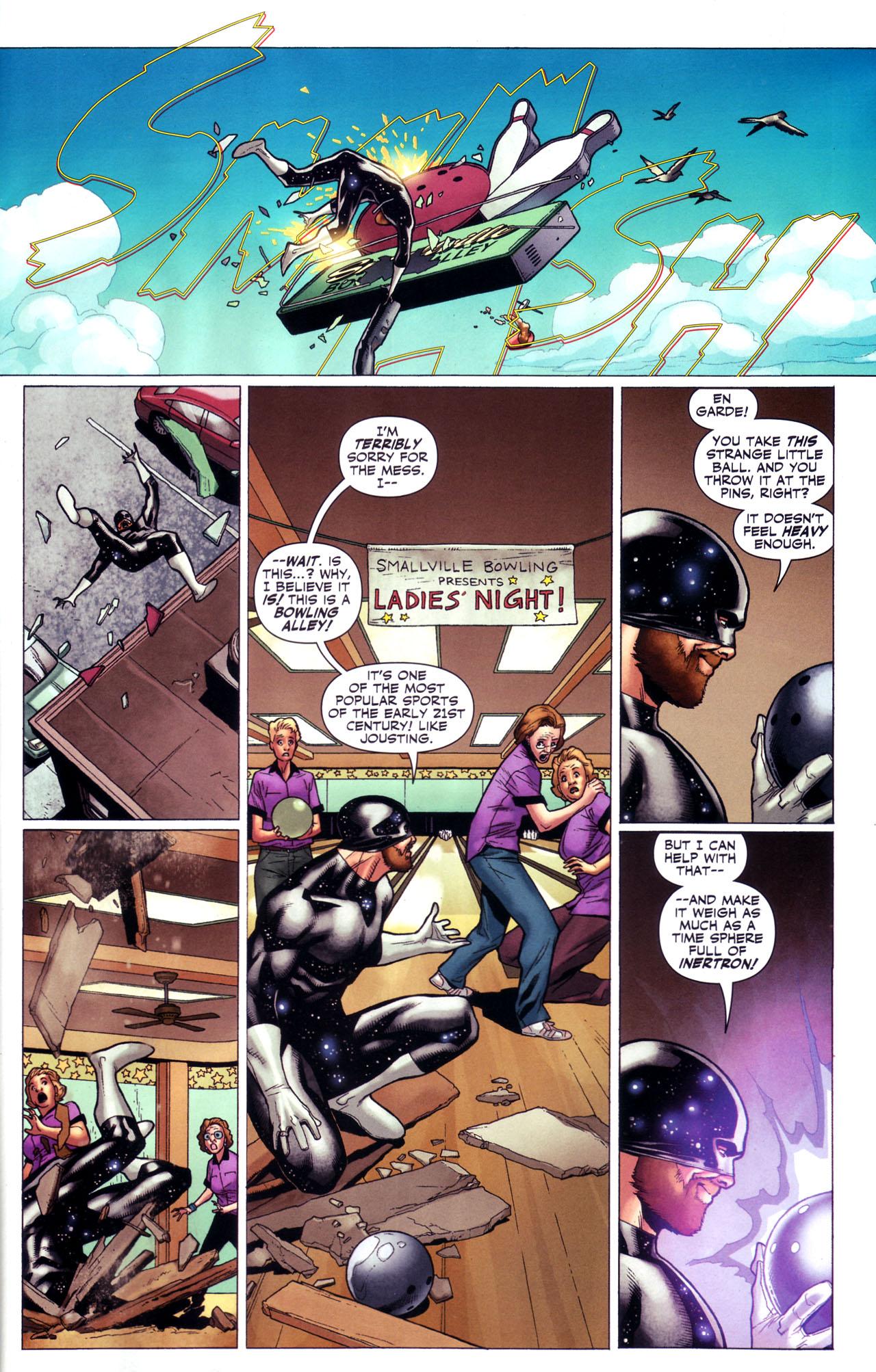 Read online Adventure Comics (2009) comic -  Issue #1 - 26