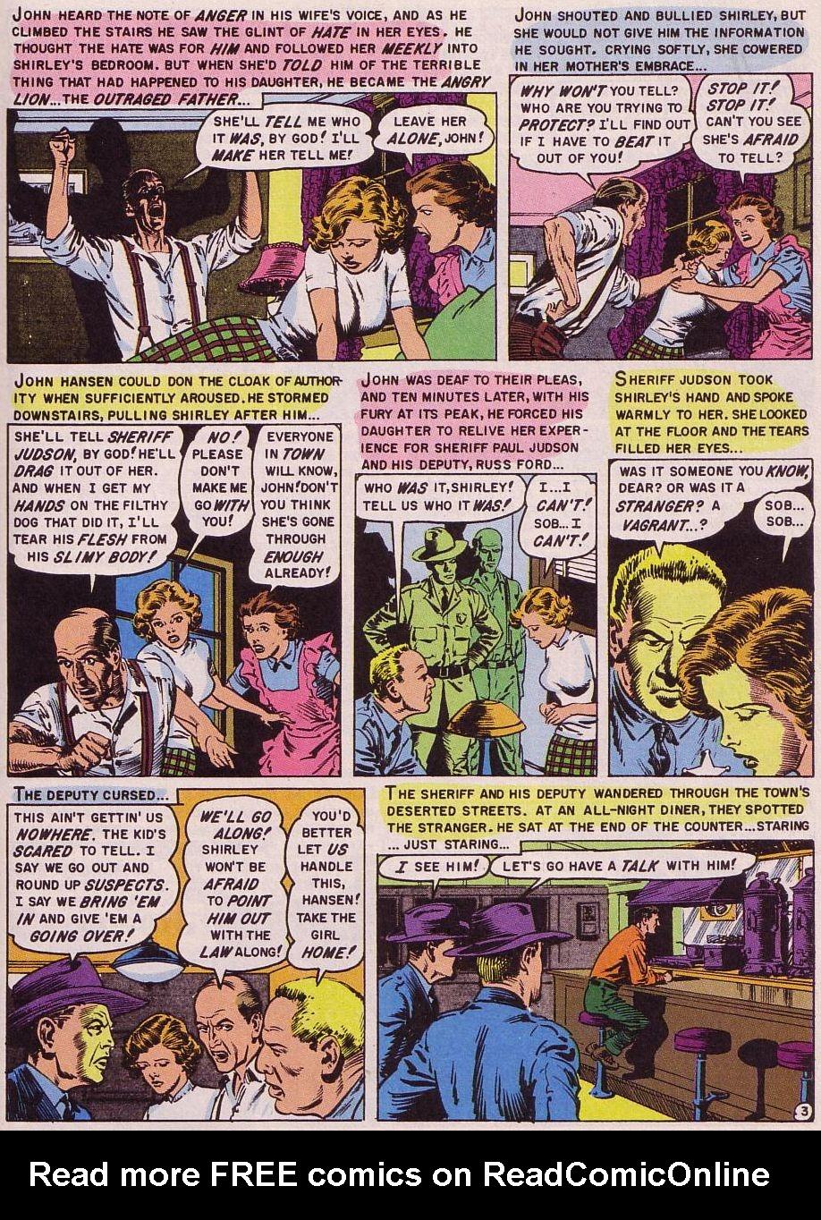 Read online Shock SuspenStories comic -  Issue #16 - 17