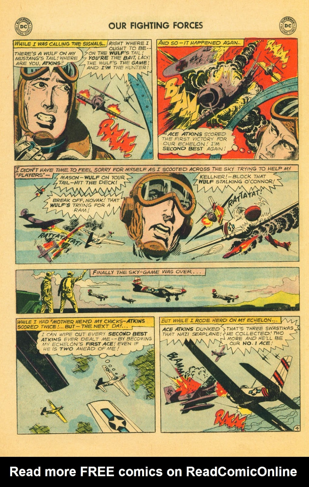 Our Fighting Forces (1954) issue 80 - Page 26