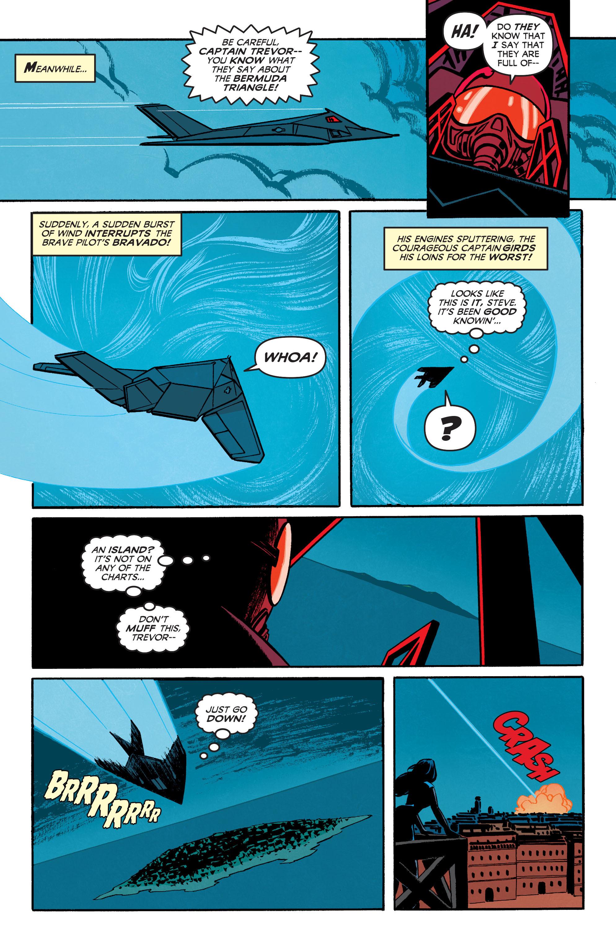 Read online Secret Origins (2014) comic -  Issue #6 - 10
