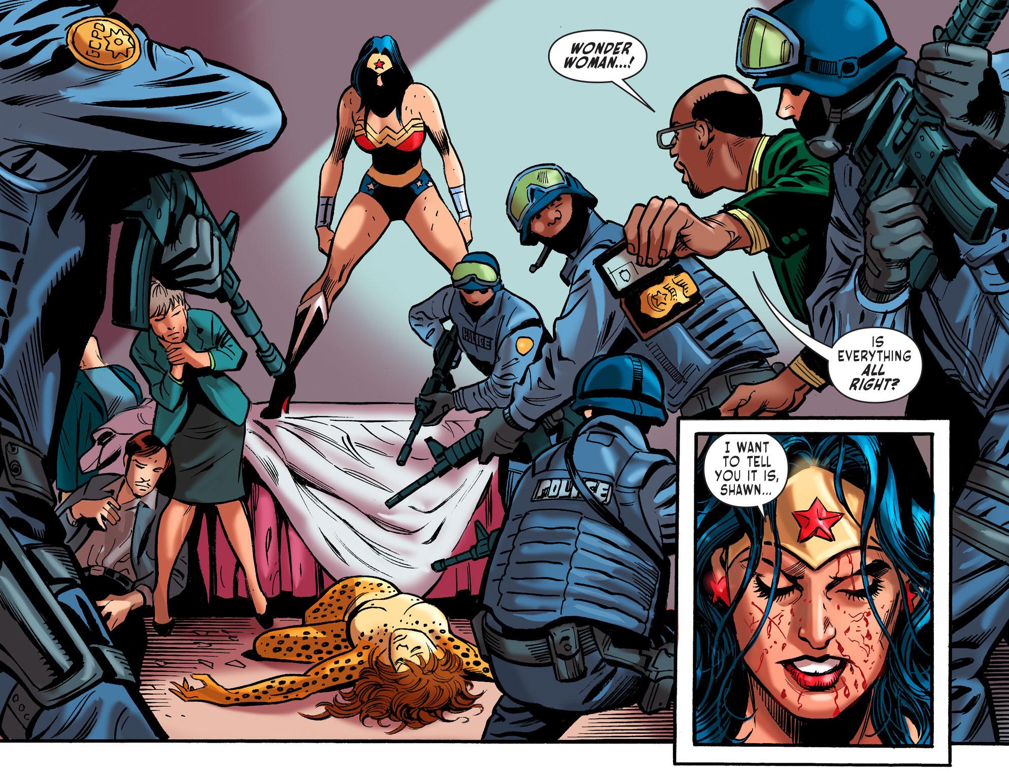 Read online Sensation Comics Featuring Wonder Woman comic -  Issue #41 - 22