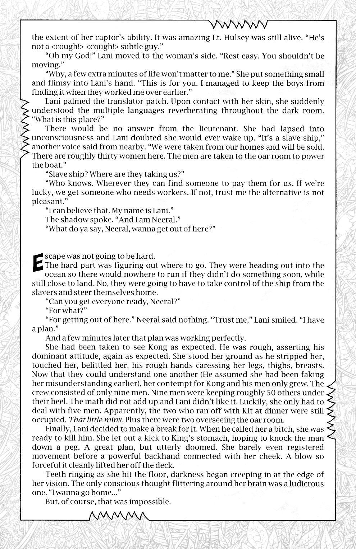 Read online Jungle Fantasy (2002) comic -  Issue #1 - 24