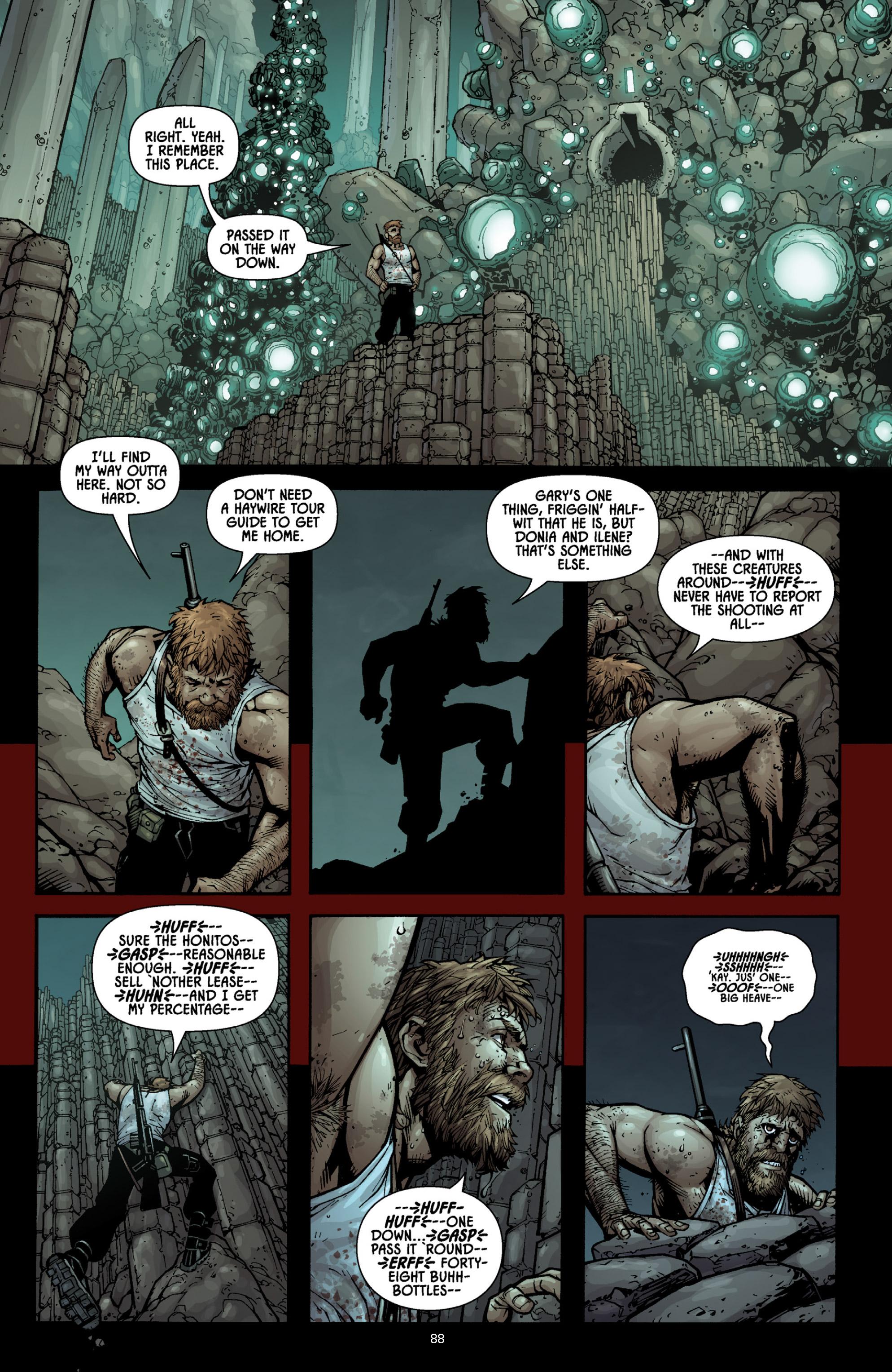 Read online Aliens (2009) comic -  Issue # TPB - 83