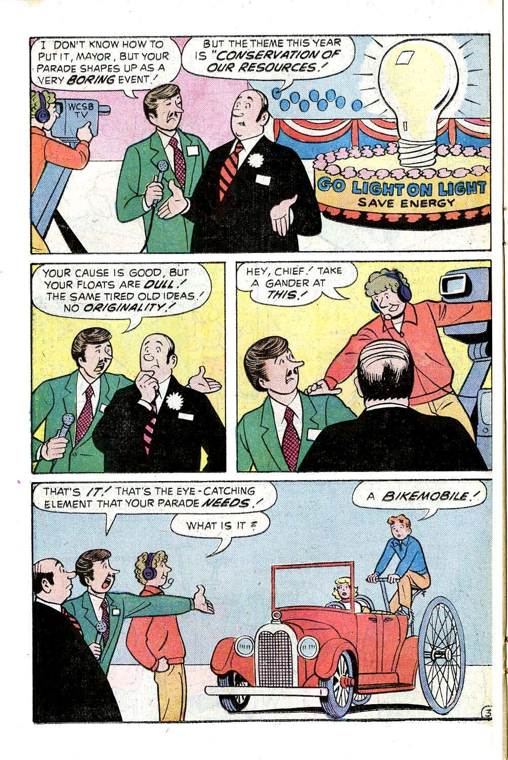 Read online Archie (1960) comic -  Issue #244 - 22