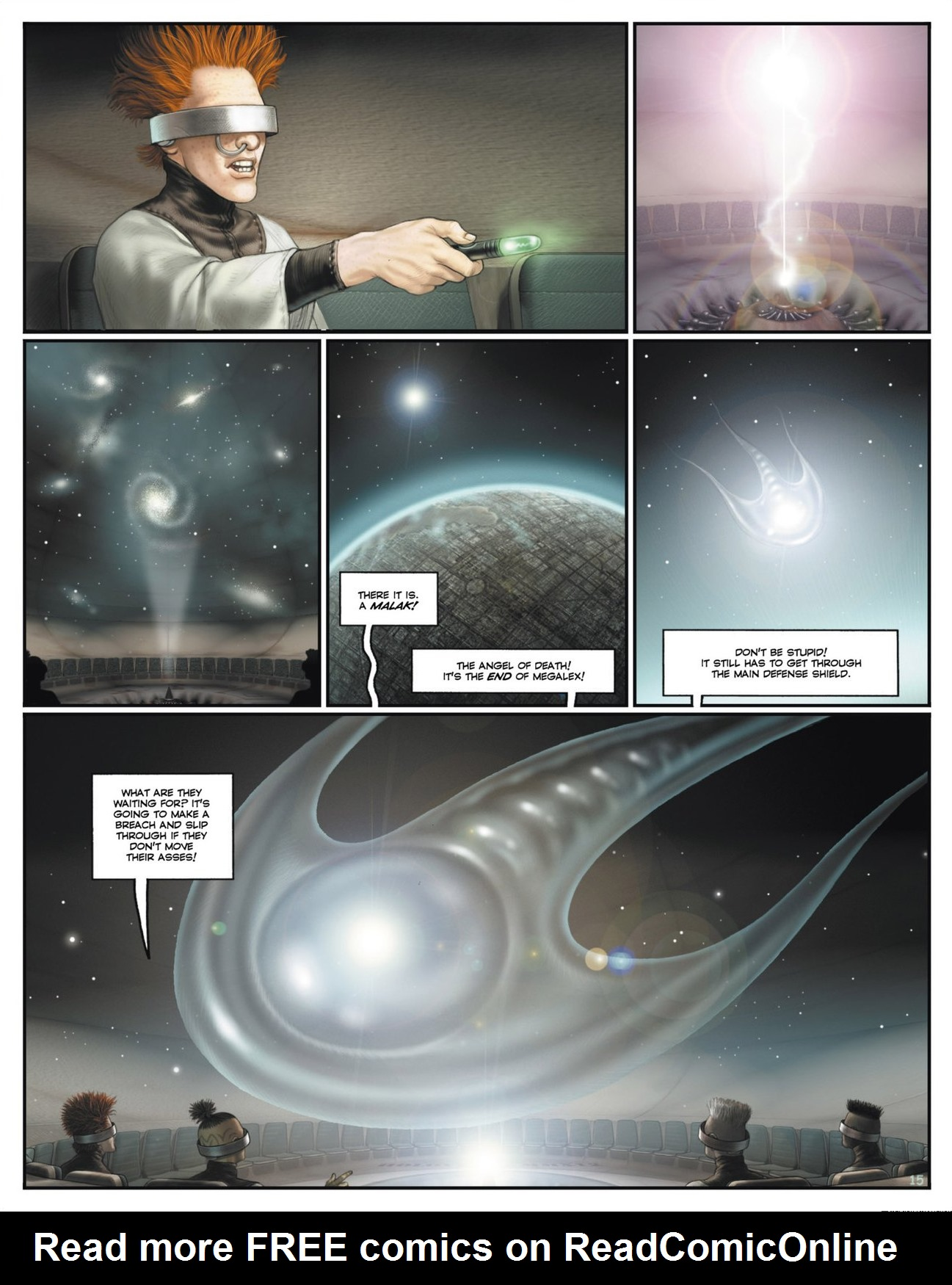 Read online Megalex (2014) comic -  Issue #1 - 20