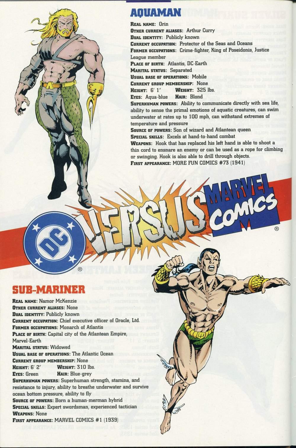 Read online DC Versus Marvel Comics comic -  Issue #2 - 41