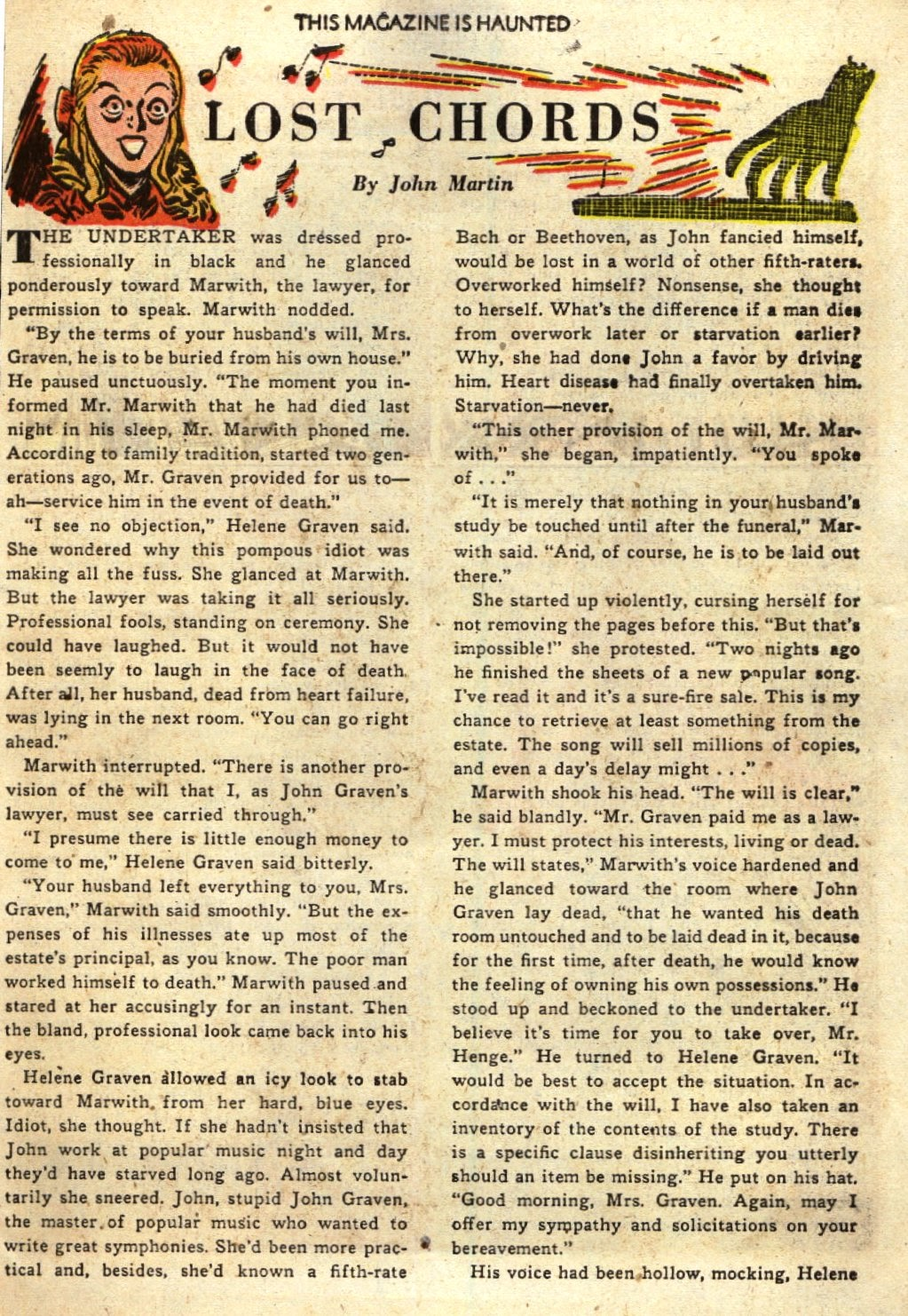 Read online This Magazine Is Haunted comic -  Issue #8 - 23