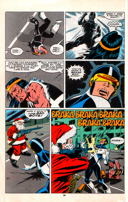 Read online Alpha Flight (1983) comic -  Issue #75 - 31