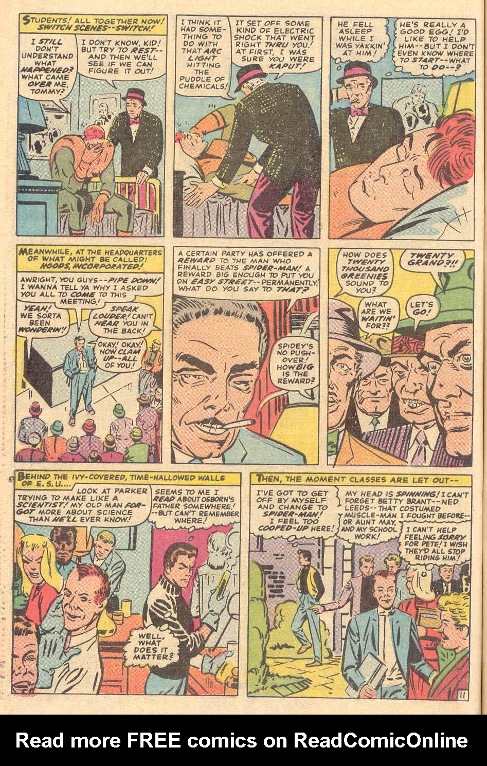 The Amazing Spider-Man (1963) _Annual_7 Page 41