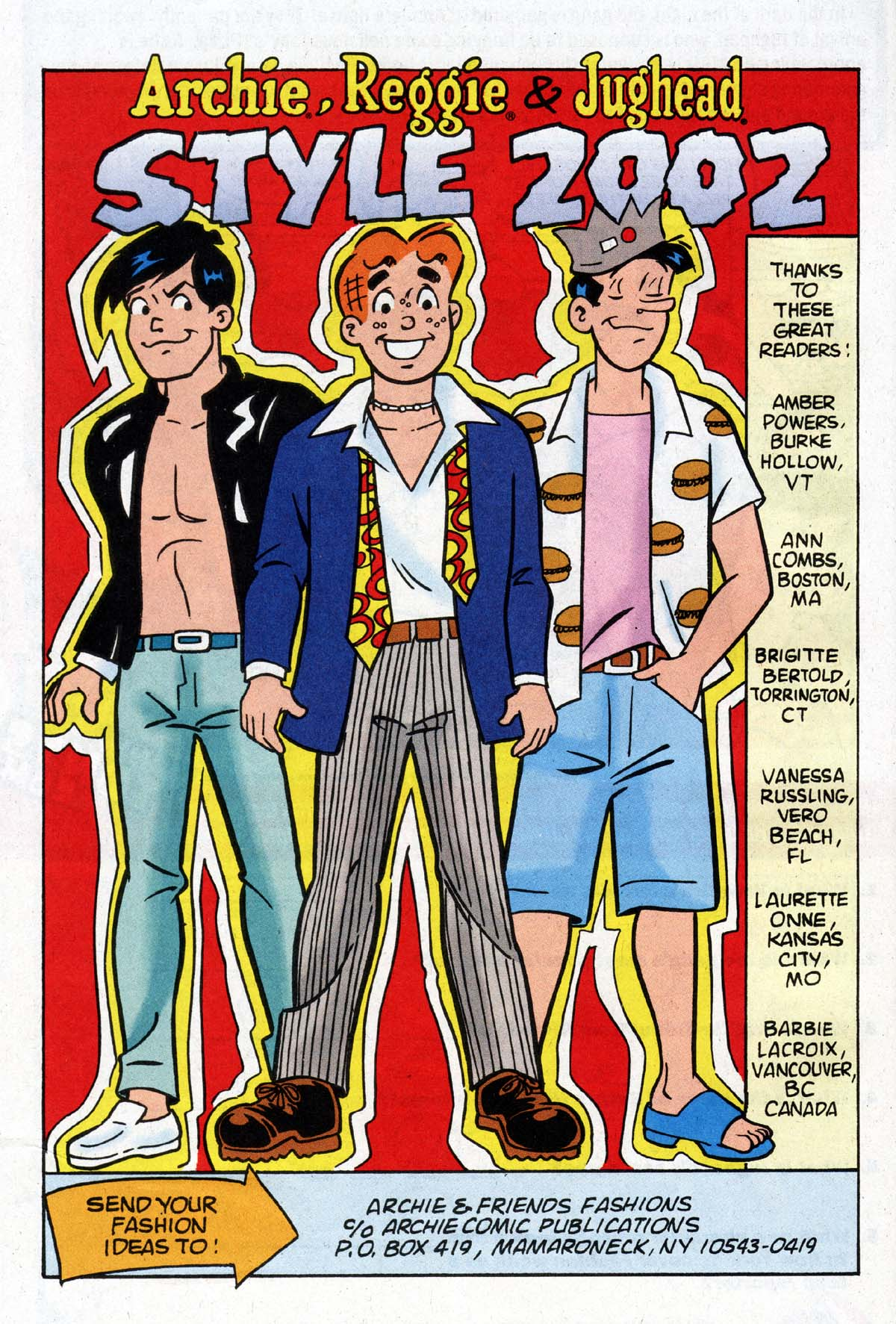 Read online Archie (1960) comic -  Issue #527 - 22