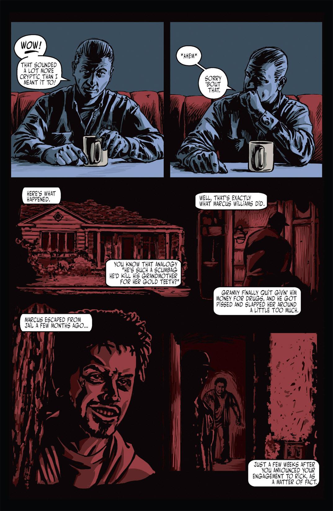 Read online Nightmare World comic -  Issue # Vol. 1 Thirteen Tales of Terror - 65