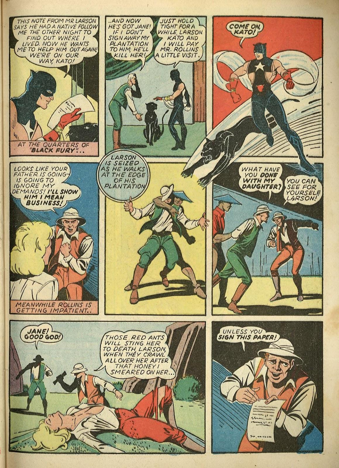 Read online Super-Magician Comics comic -  Issue #1 - 63