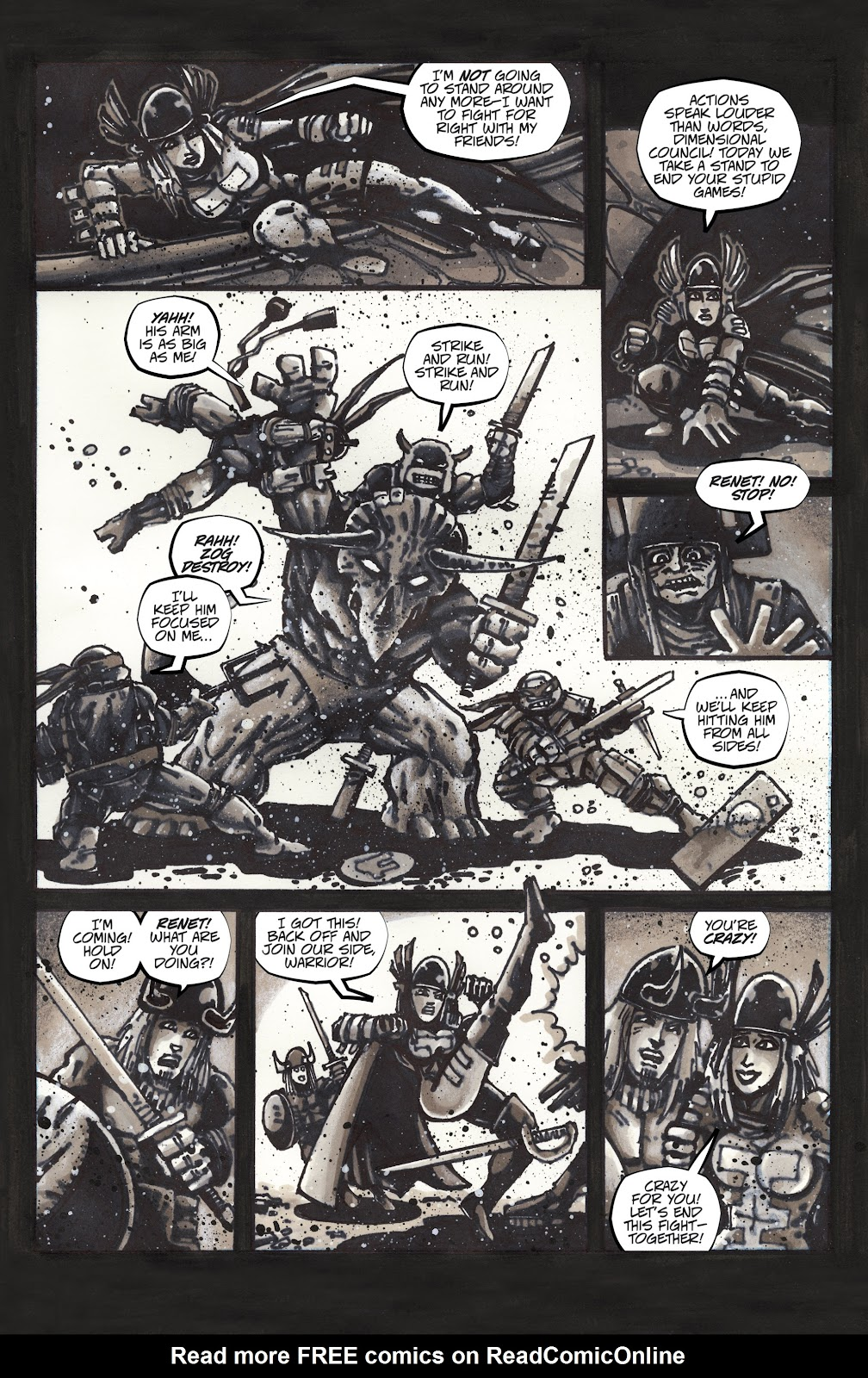Read online Teenage Mutant Ninja Turtles: The IDW Collection comic -  Issue # TPB 4 (Part 3) - 1