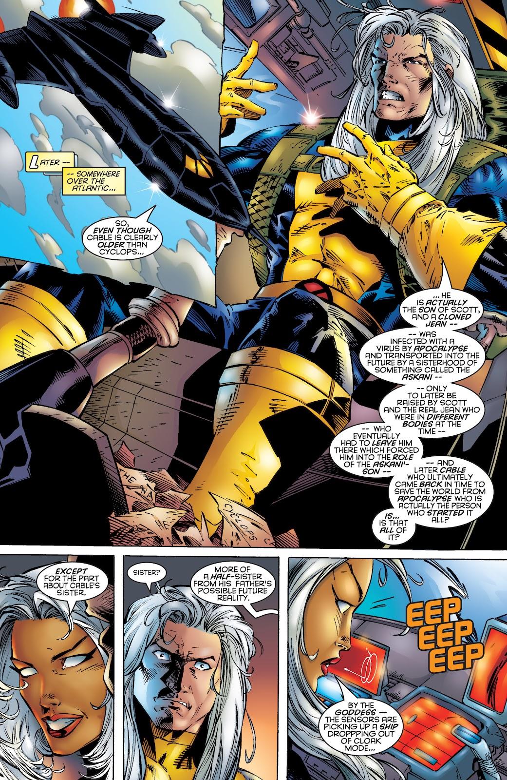 Uncanny X-Men (1963) issue 339 - Page 11