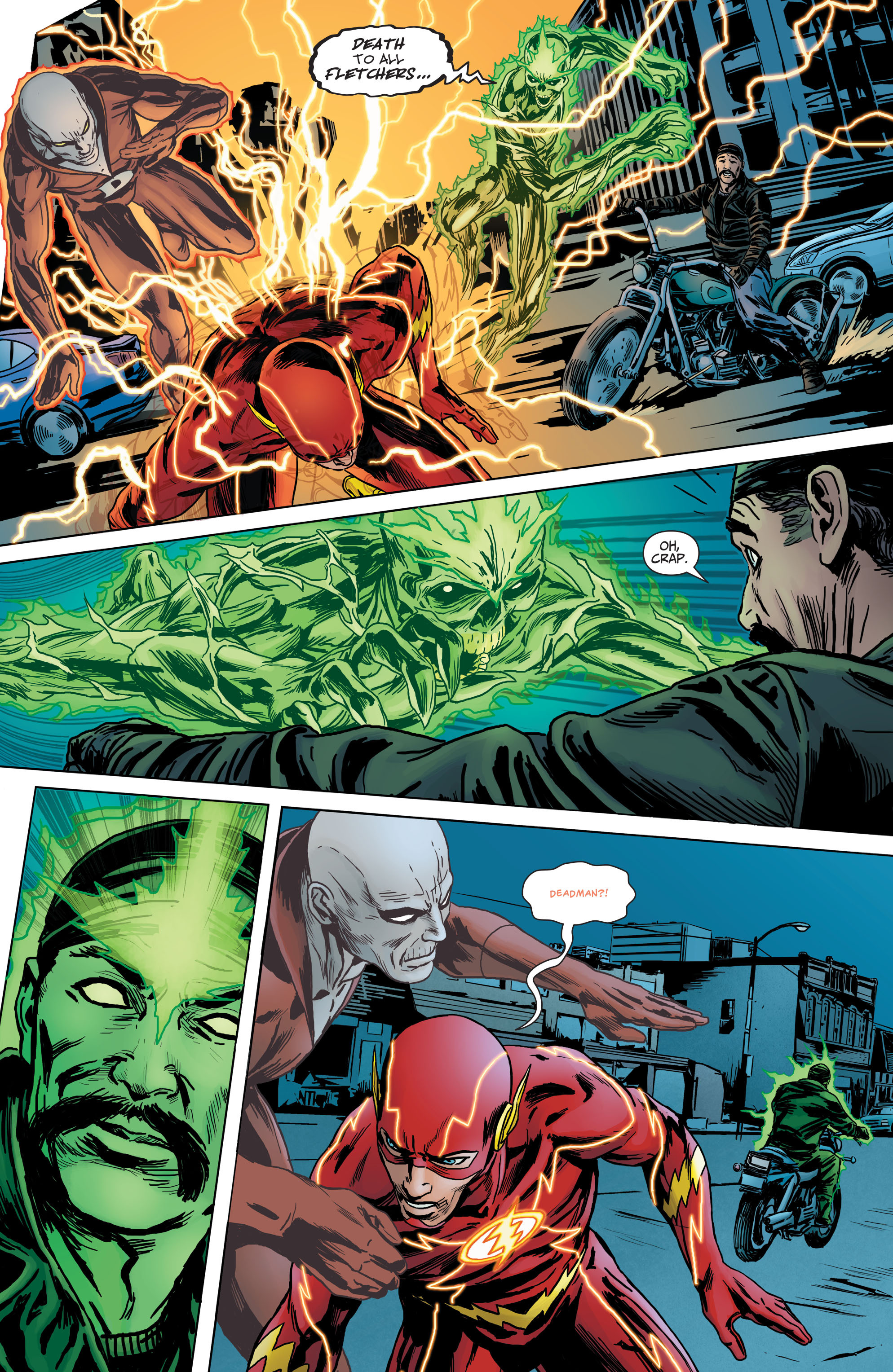 Read online The Flash (2011) comic -  Issue # _TPB 5 - 91
