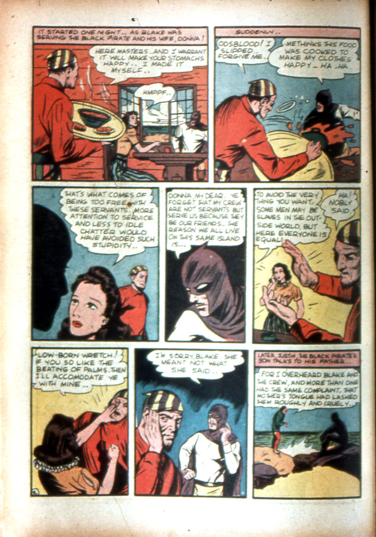 Read online Sensation (Mystery) Comics comic -  Issue #16 - 18