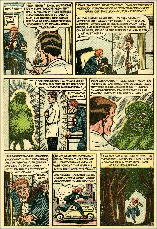 Read online Adventures into Weird Worlds comic -  Issue #25 - 5