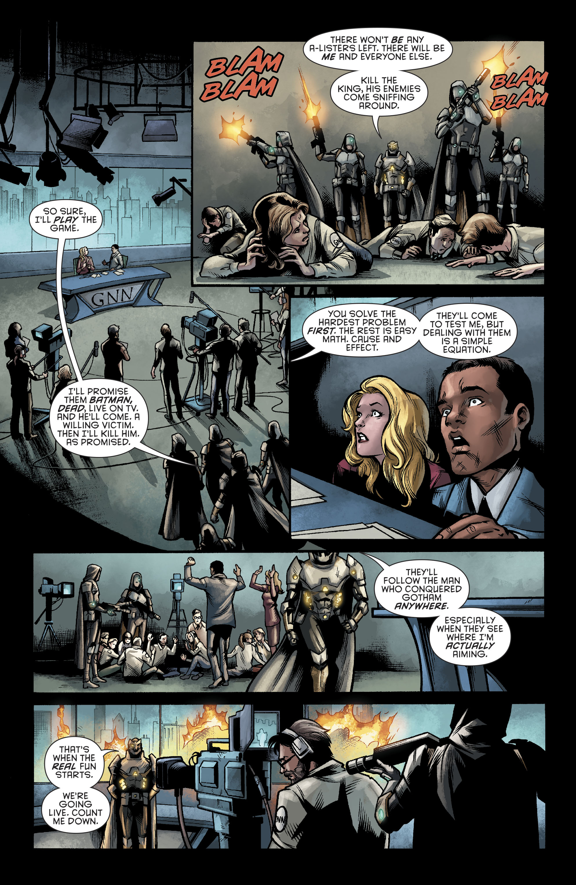 Read online Detective Comics (2016) comic -  Issue #957 - 10