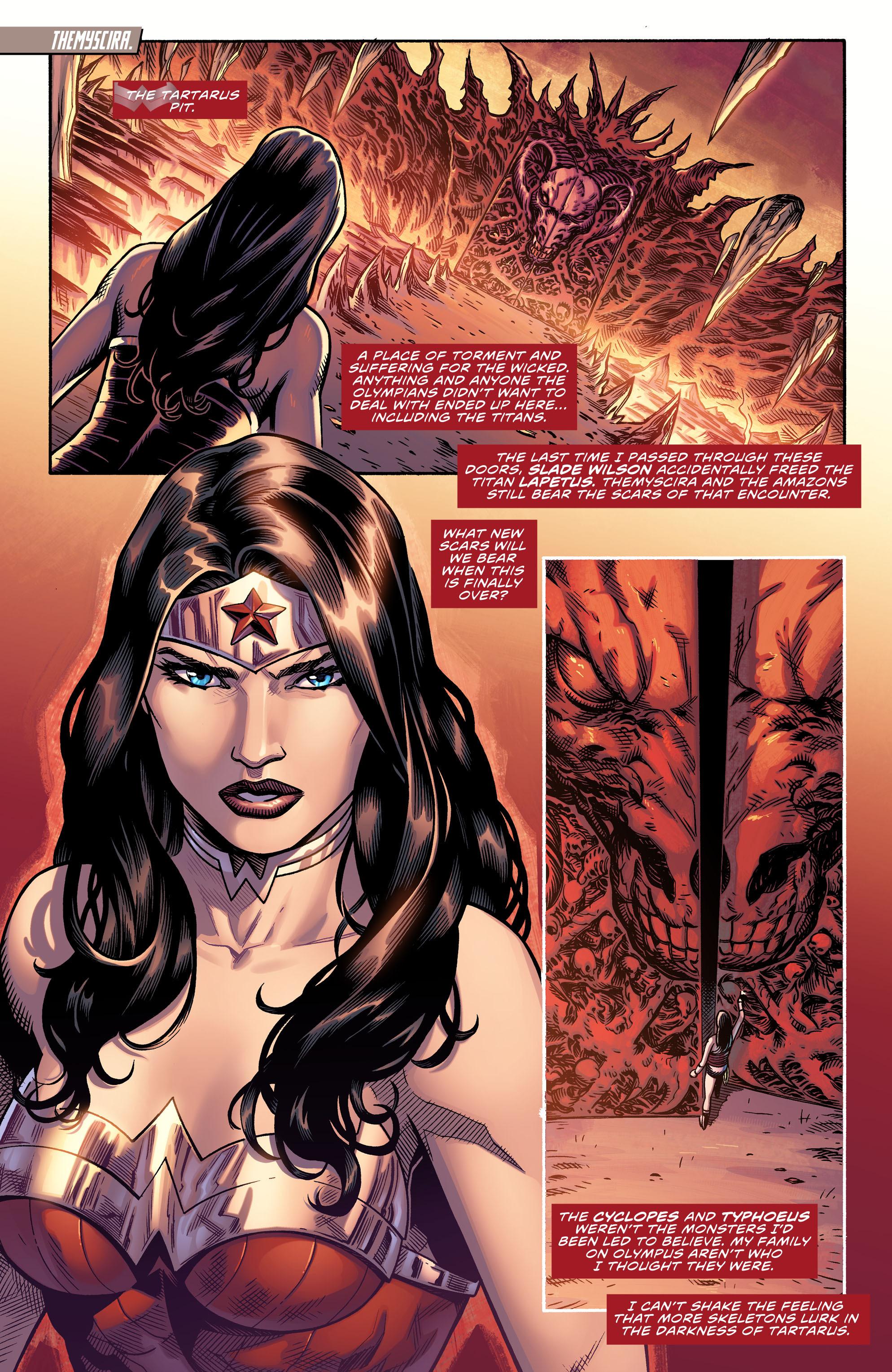 Read online Wonder Woman (2011) comic -  Issue #51 - 4