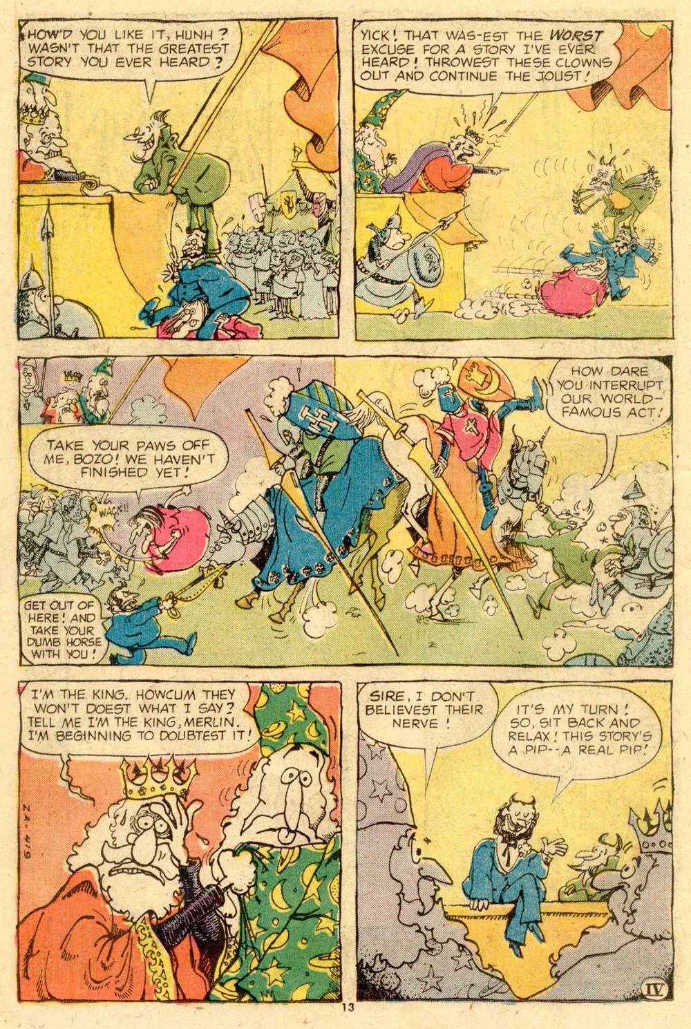 Read online Plop! comic -  Issue #8 - 14