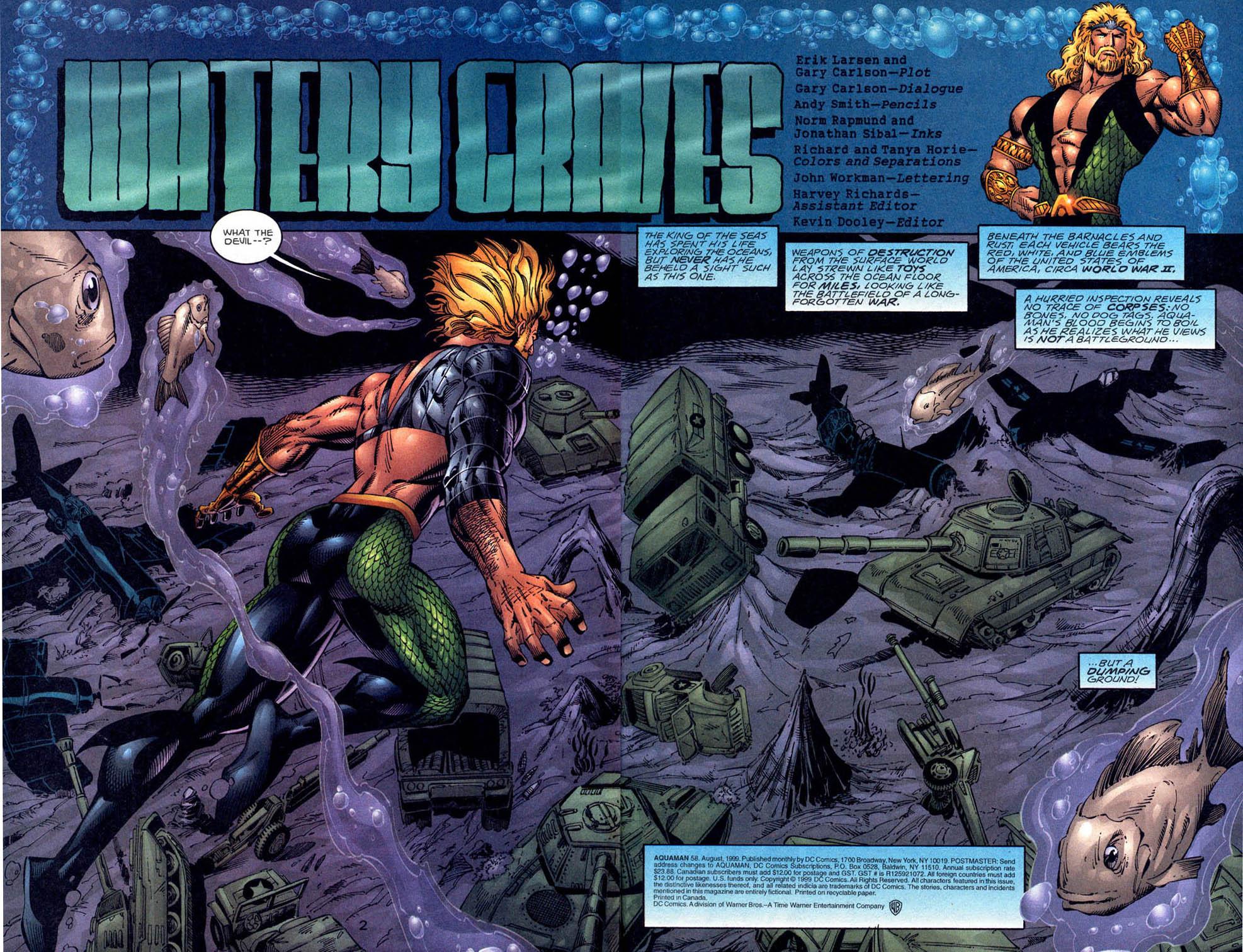 Read online Aquaman (1994) comic -  Issue #58 - 3