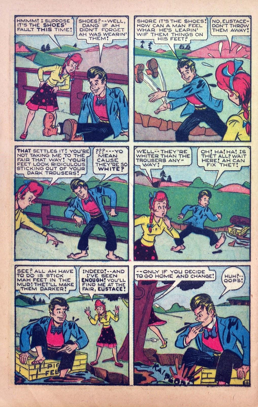 Read online Joker Comics comic -  Issue #17 - 42