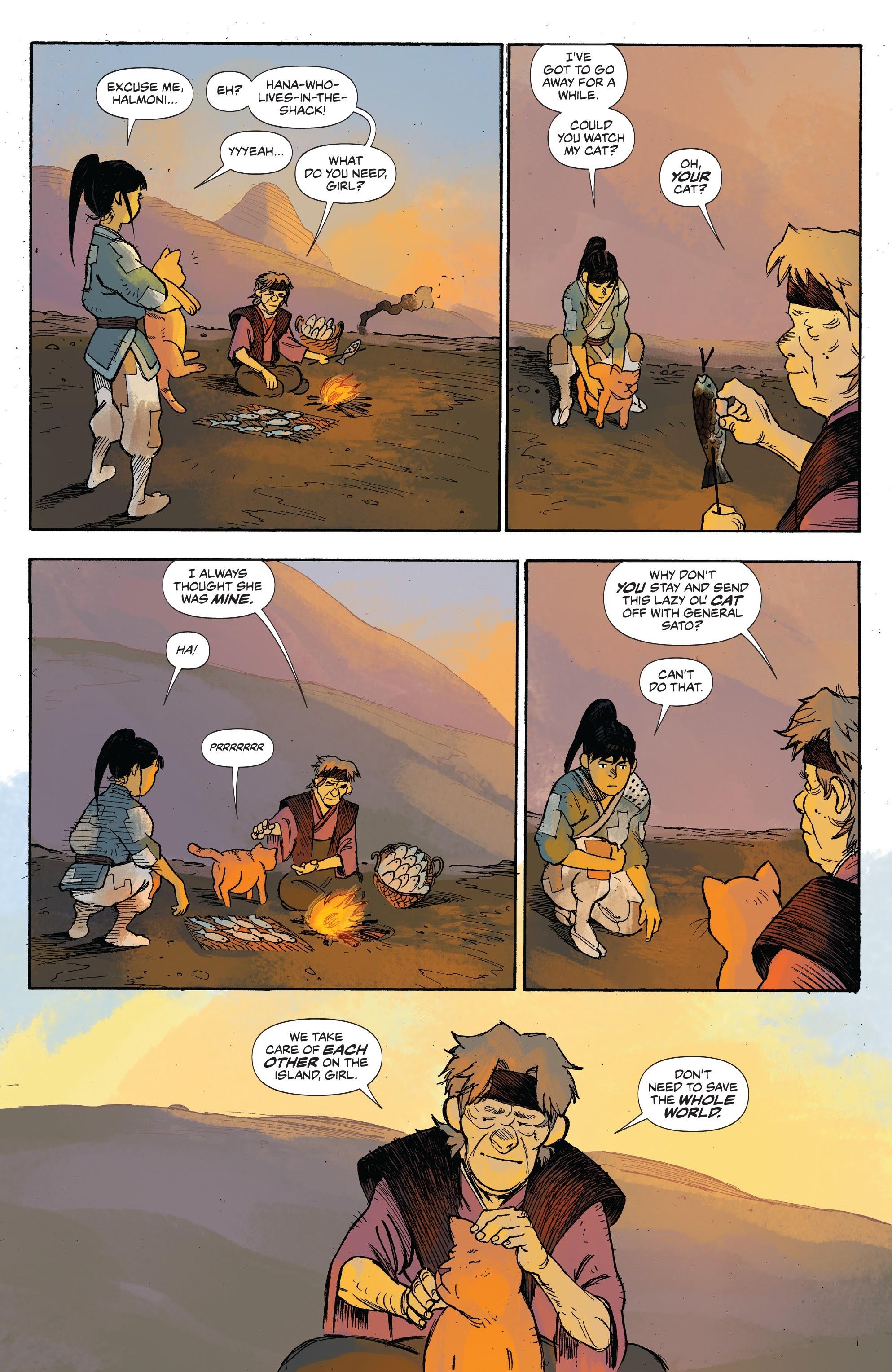 Read online Ronin Island comic -  Issue #3 - 4