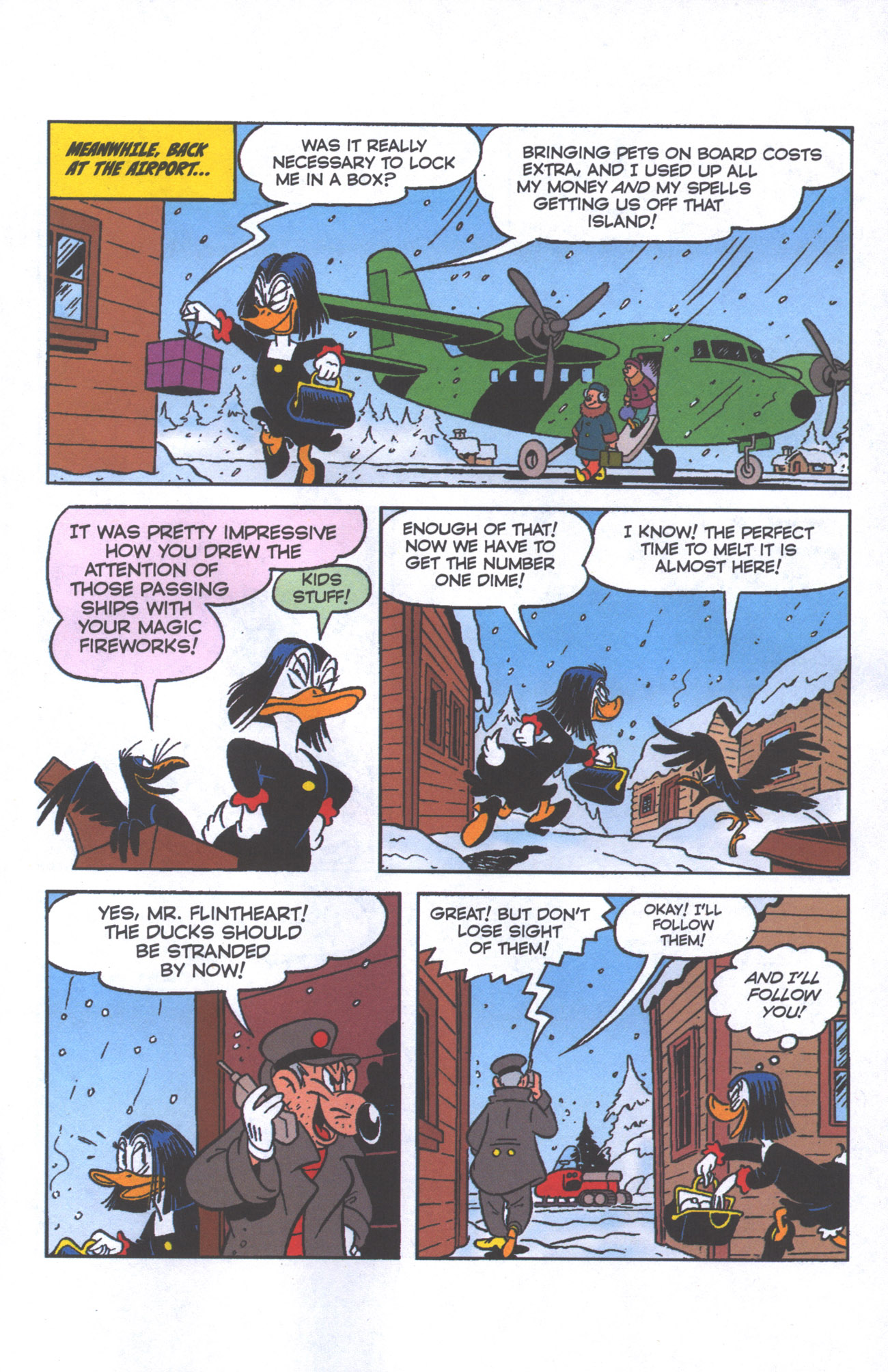 Read online Uncle Scrooge (1953) comic -  Issue #386 - 24