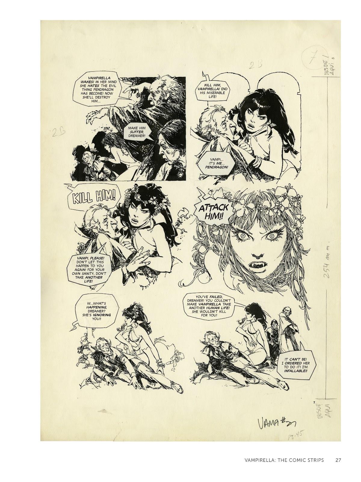 Read online The Art of Jose Gonzalez comic -  Issue # TPB (Part 1) - 28