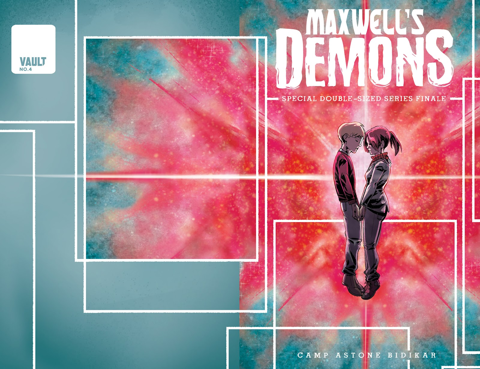Read online Maxwell's Demons comic -  Issue #4 - 1