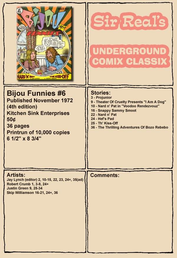 Bijou Funnies issue 6 - Page 1