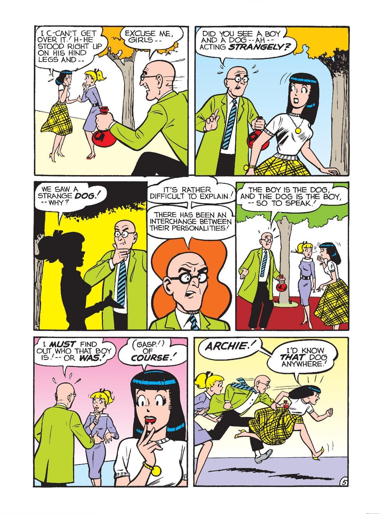 Read online Archie 1000 Page Comics Bonanza comic -  Issue #3 (Part 2) - 65