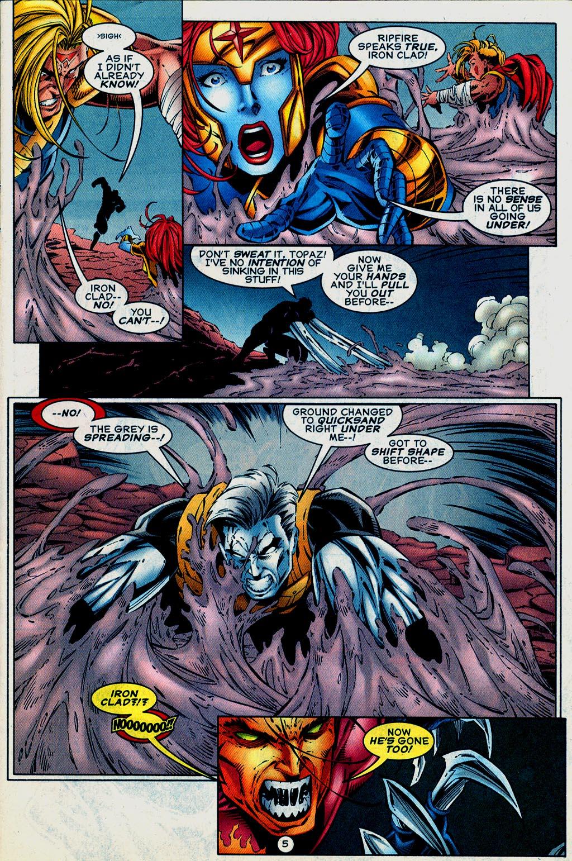 Read online UltraForce (1995) comic -  Issue #15 - 6