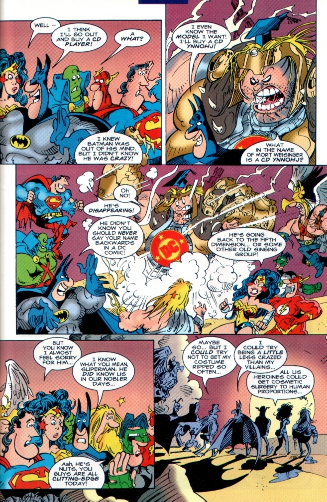 Read online Sergio Aragones Destroys DC comic -  Issue # Full - 39