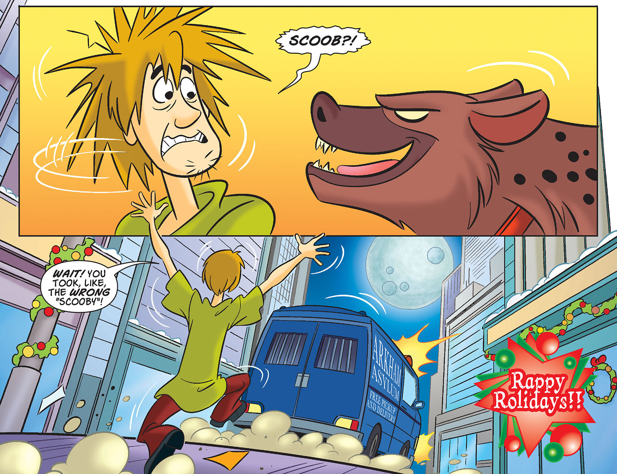 Read online Scooby-Doo! Team-Up comic -  Issue #42 - 23