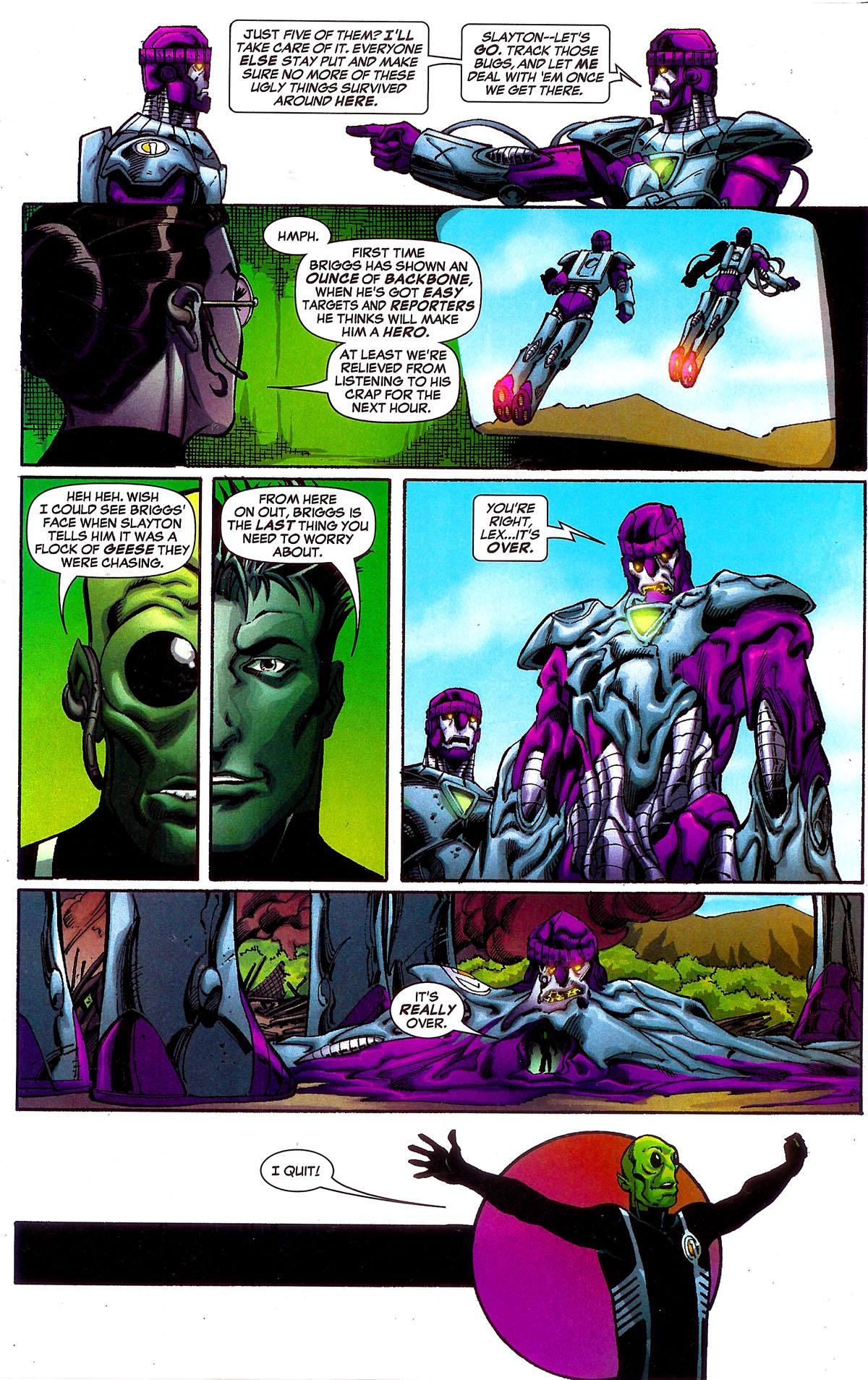 Read online Sentinel Squad O*N*E comic -  Issue #5 - 17