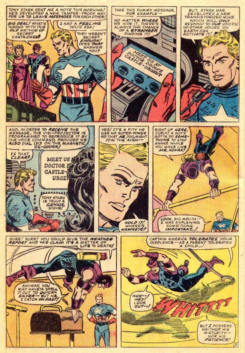 The Avengers (1963) 26 Page 3