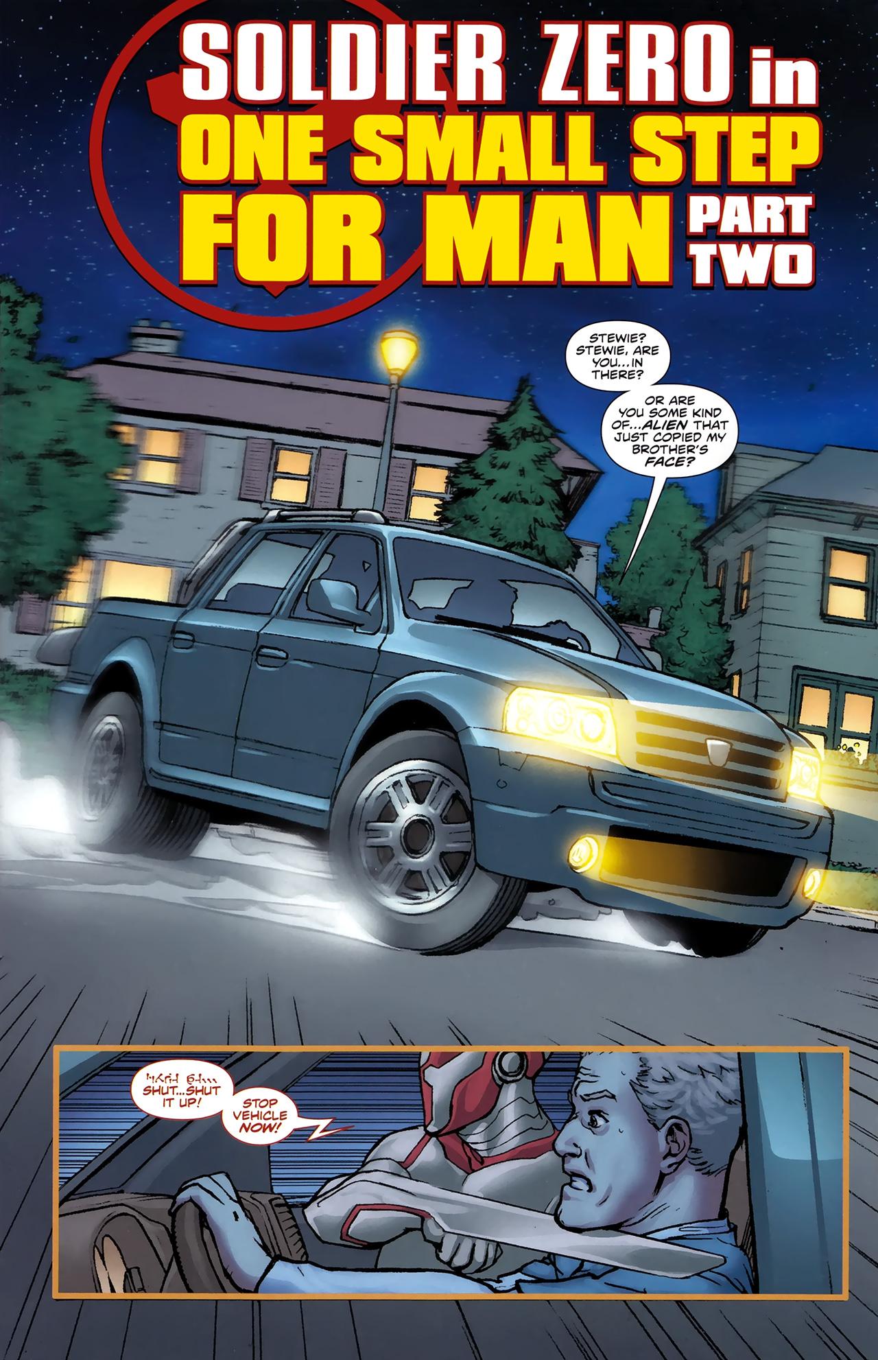 Read online Soldier Zero comic -  Issue #2 - 4