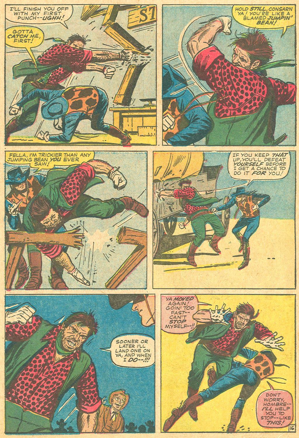 Read online Two-Gun Kid comic -  Issue #69 - 22