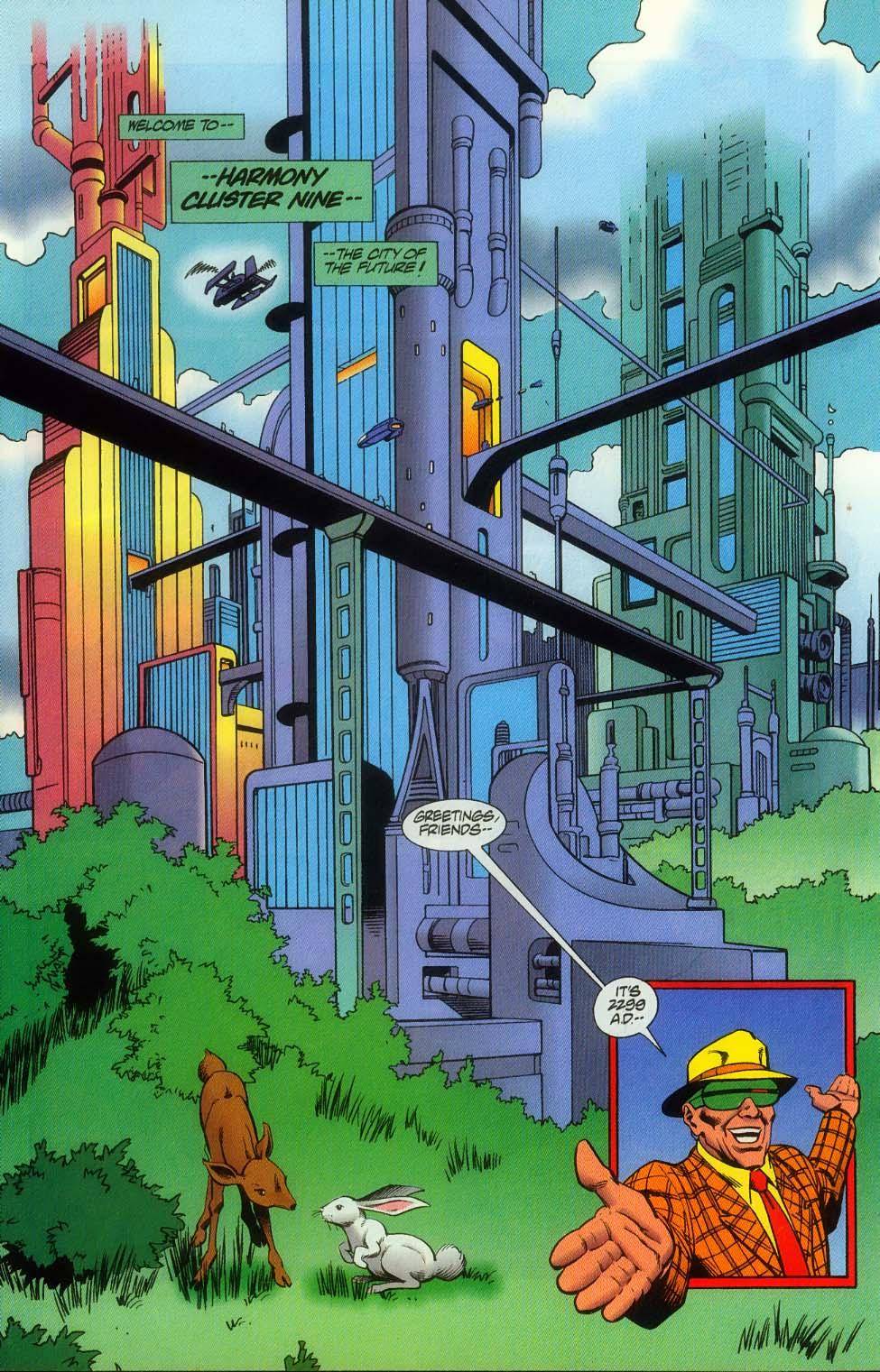 Godzilla (1995) Issue #12 #13 - English 4