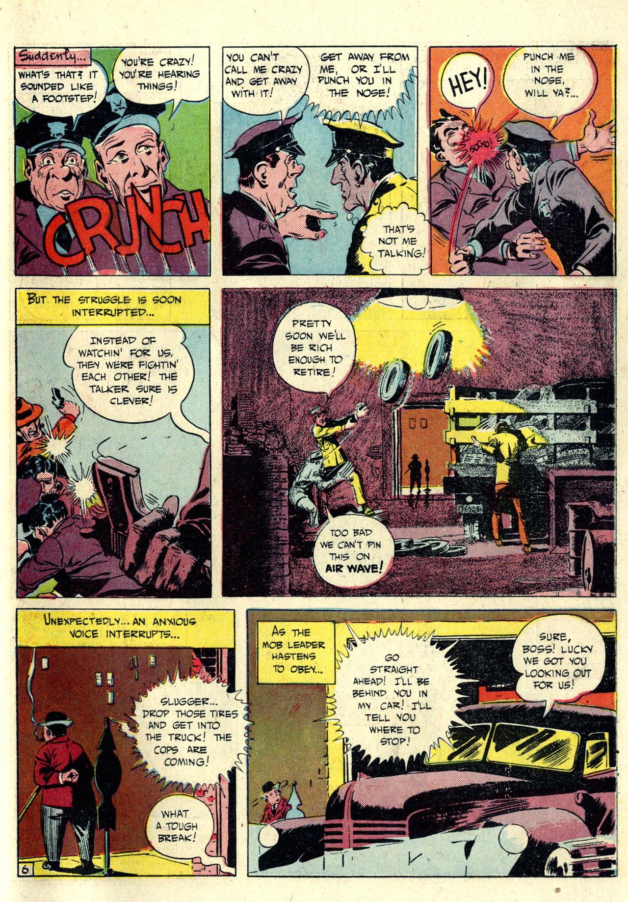 Read online Detective Comics (1937) comic -  Issue #76 - 47
