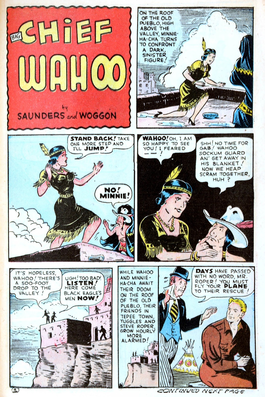 Read online Famous Funnies comic -  Issue #123 - 35