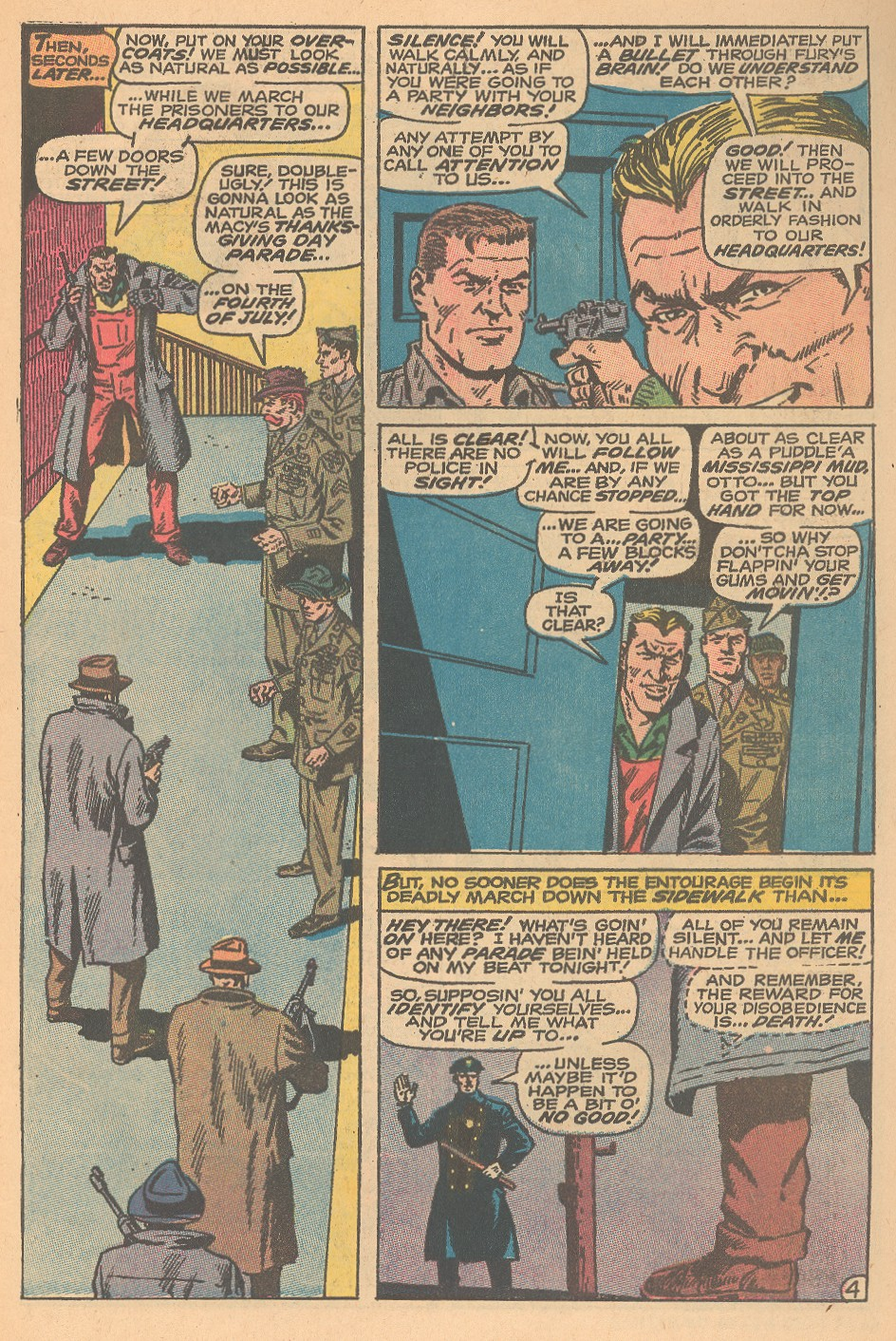Read online Sgt. Fury comic -  Issue #69 - 7
