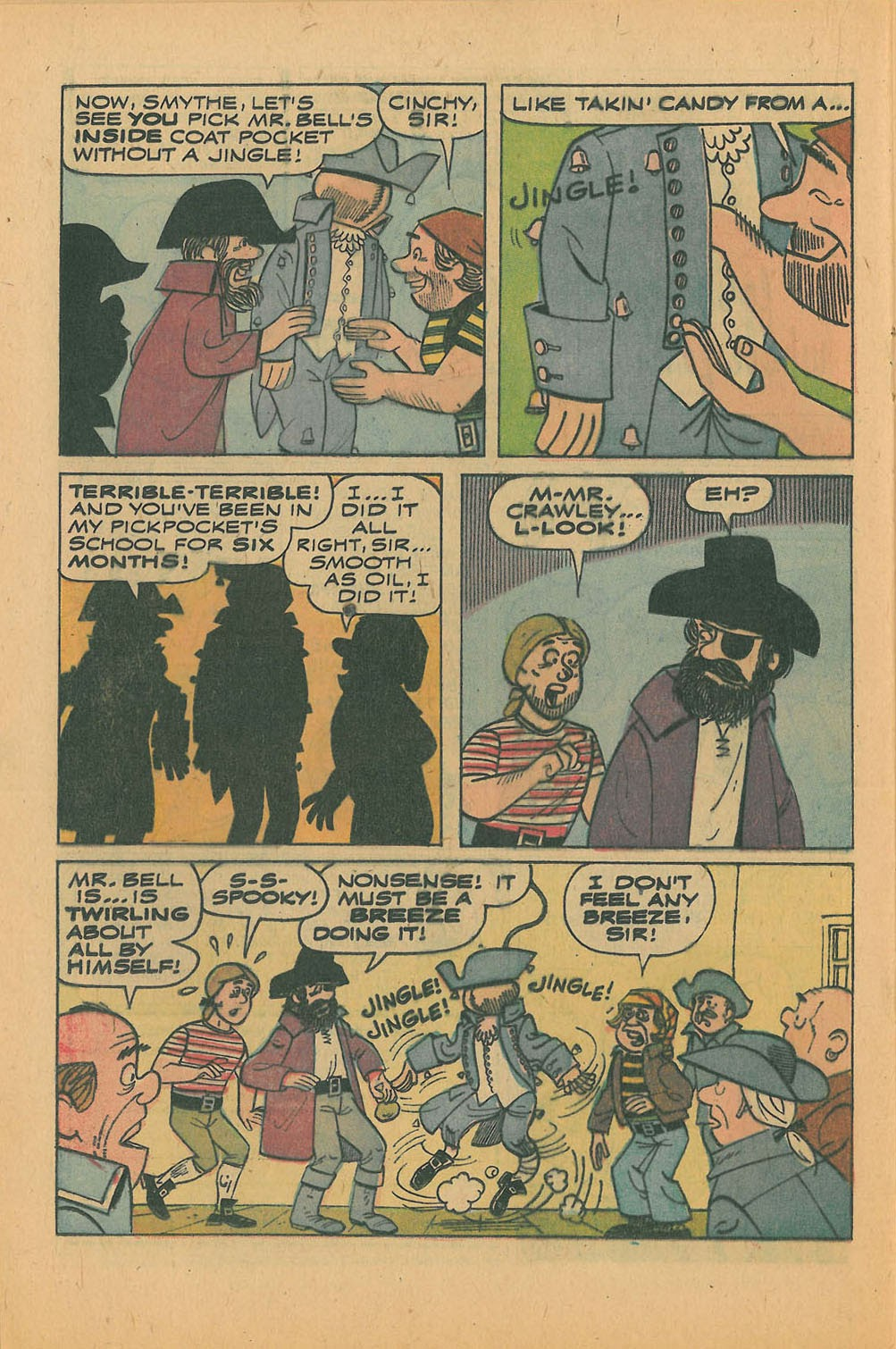 The Funky Phantom issue 10 - Page 20