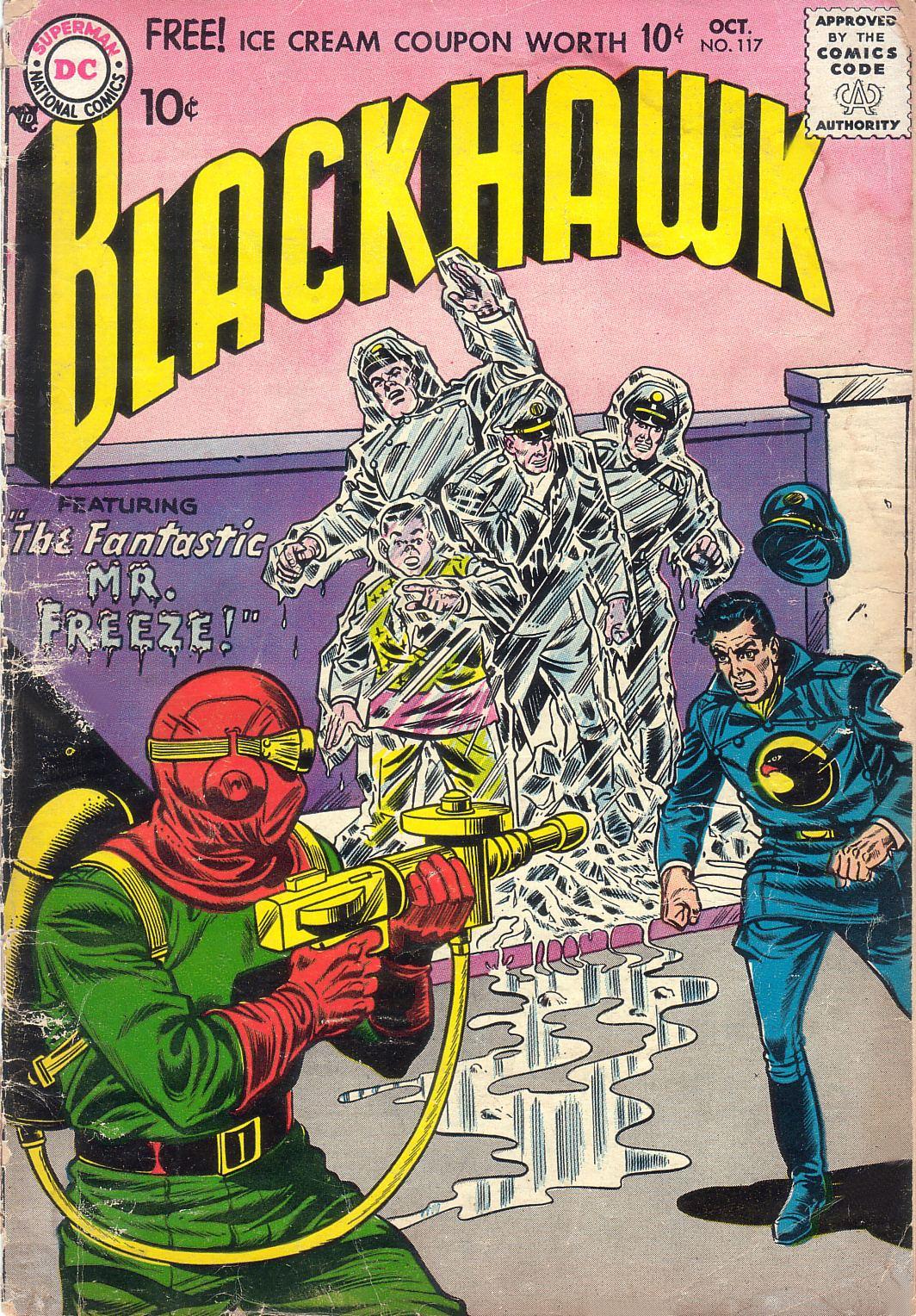 Blackhawk (1957) 117 Page 1