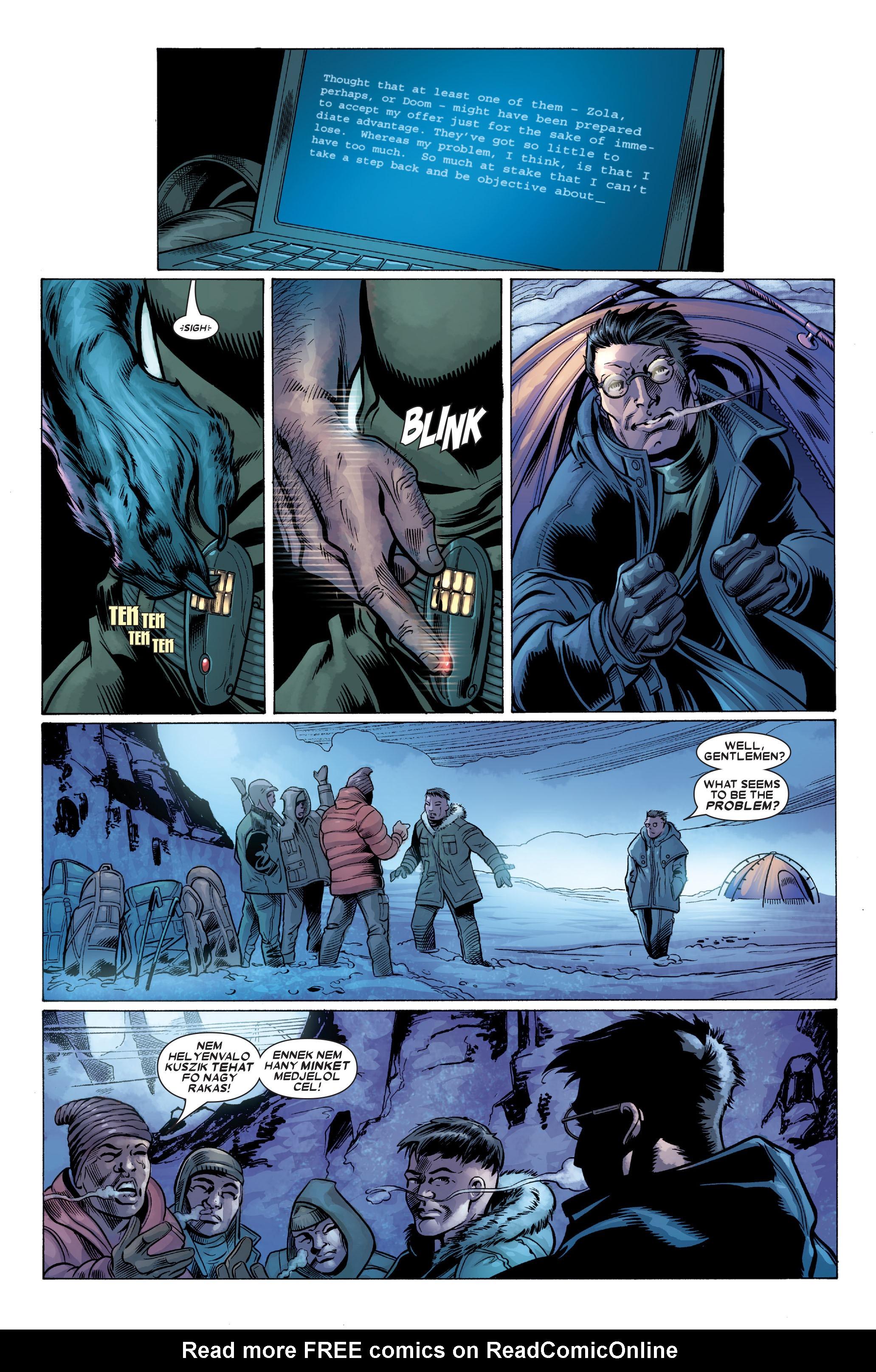 Read online Uncanny X-Men (1963) comic -  Issue #488 - 26
